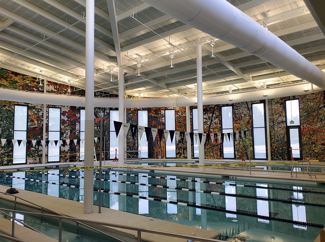 Public Recreational Facility Aquatic Center